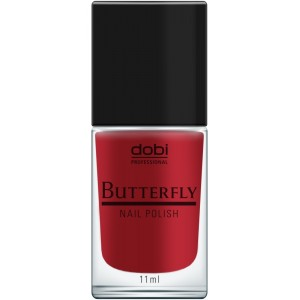 Butterfly nail polish number  3 (11ml) Butterfly nails polish