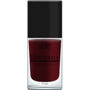 Butterfly nail polish number 4 (11ml) Butterfly nails polish