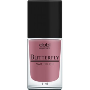 Butterfly nail polish number 5 (11ml) Butterfly nails polish
