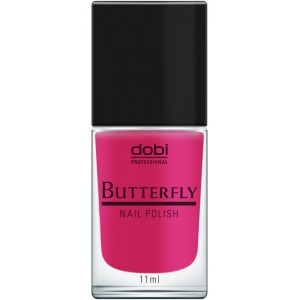 Butterfly nail polish number 8 (11ml) Butterfly nails polish