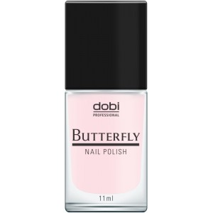 Butterfly nail polish number  10 (11ml) Butterfly nails polish