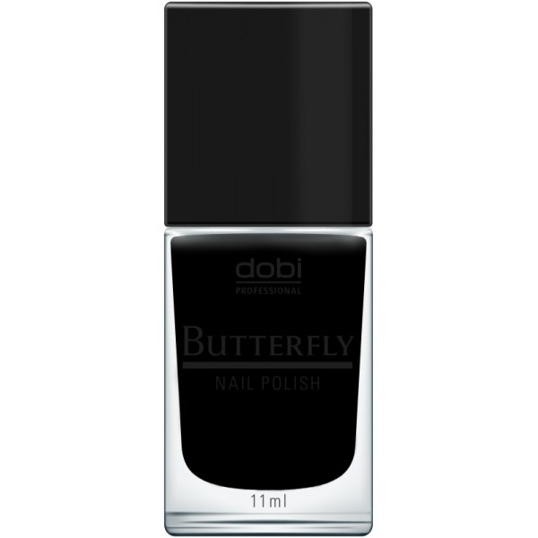 Butterfly nail polish number 16 (11ml) Butterfly nails polish