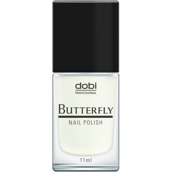 Butterfly nail polish number 17 (11ml) Butterfly nails polish