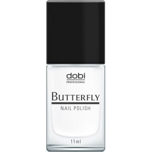Butterfly nail polish number 18 (11ml) Butterfly nails polish