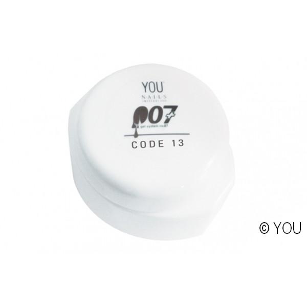 Gel 007 code13  (5ml) You Gel 007