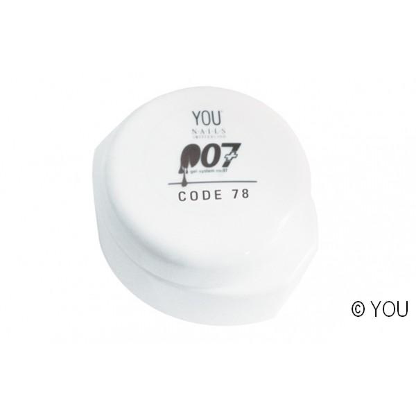 Gel 007 code78 (5ml) You Gel 007