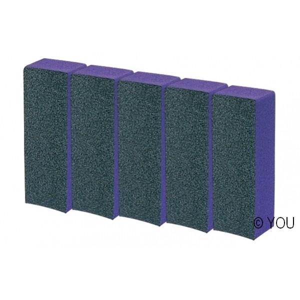 Purple buffer  Nail files-buffer