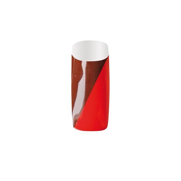 Designer Gel Thermo braun/rot 5 g