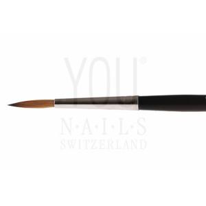 Pinsel Kolinski Nr 6 Nail brush