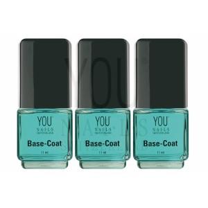 Base Coat (11ml) Base and top nails